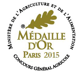 medaille or concours generale agricol
