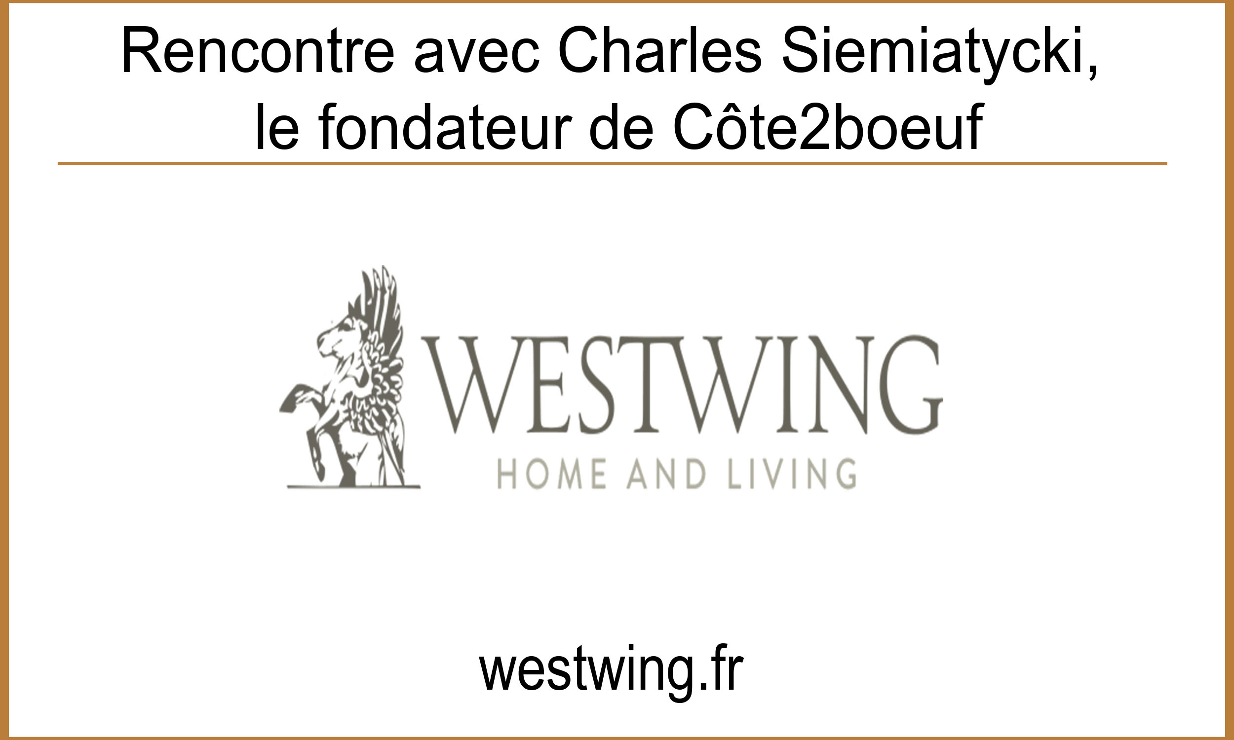Article Westwing