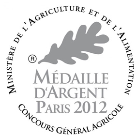 medaille d argent concours general agricole 2012