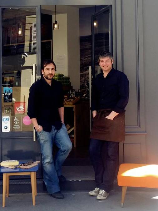 Charles et Thomas vous accueillent chez Cote2Boeuf