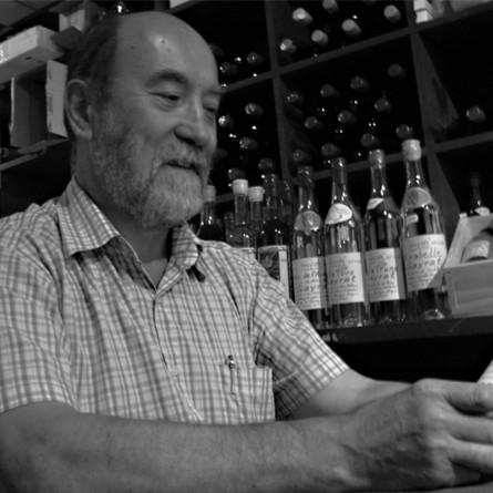 Paul Gayral, concepteur d'eaux de vie de père en fils