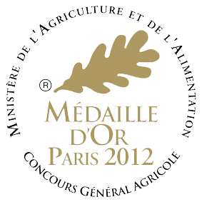 medaille or chirouble 2012