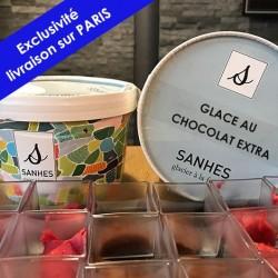 Glace au chocolat extra 700ML