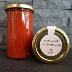 Sauce tomate / tomate séchée 250g