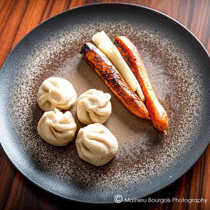 """Recette """"BaoBrac"""" du chef Kim Lâm Thanh"""