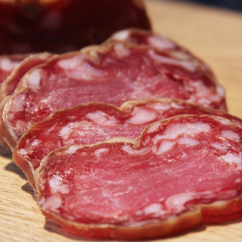 Saucisson Sec de porc Coche