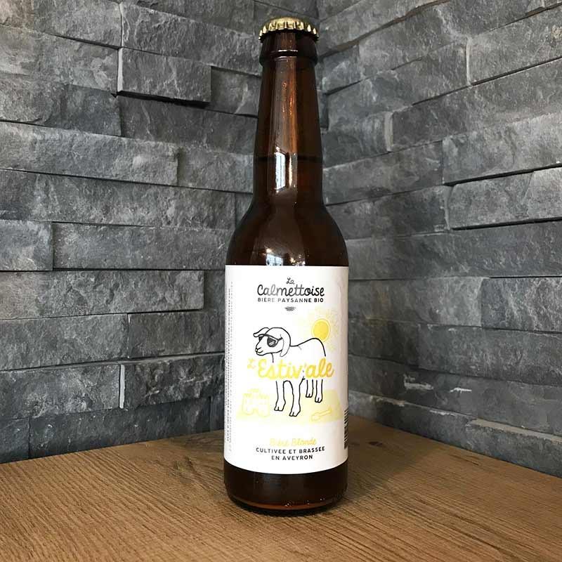 Bière l'Estivale (Blonde)