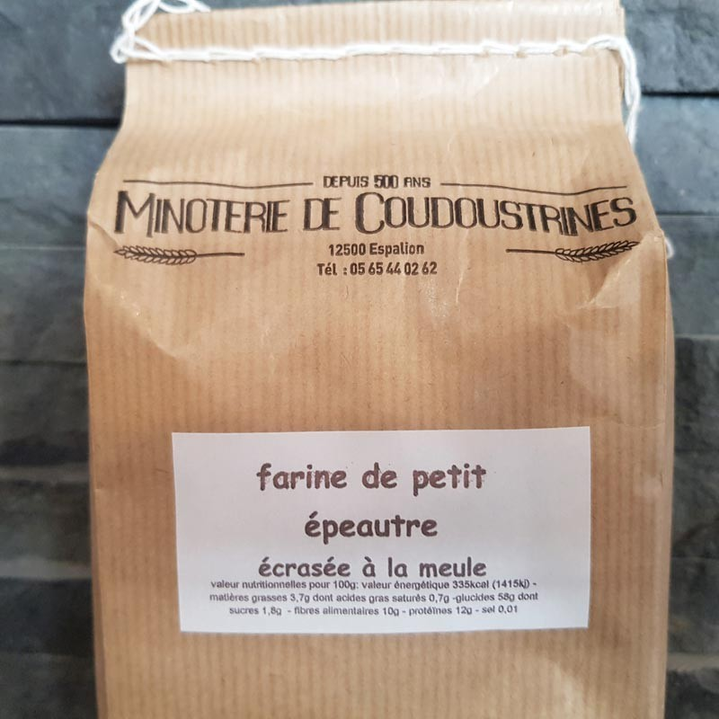 Farine de Petit Epeautre