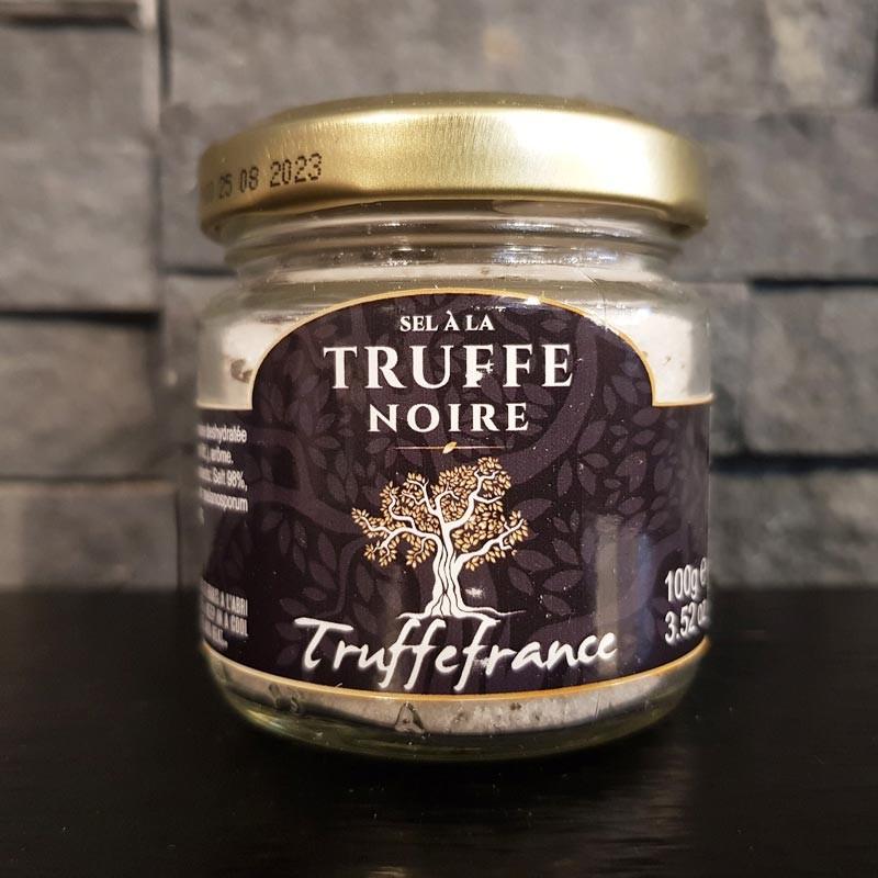Sel fin à la truffe noire