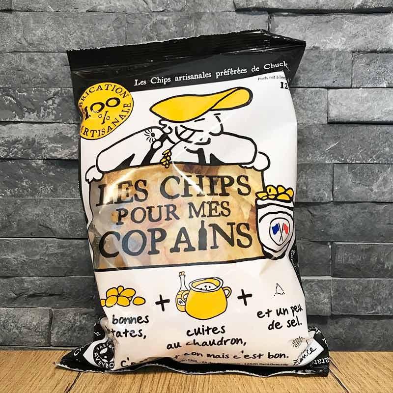 Chips pour mes copains
