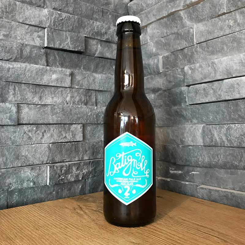 Bière La Batignolle (Blonde)