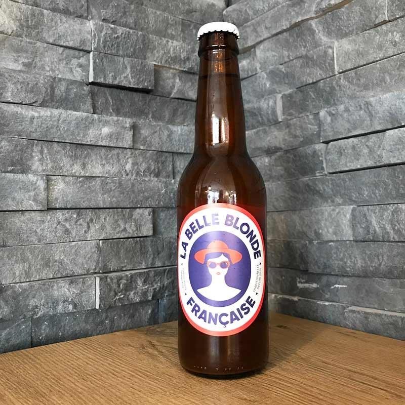 Bière la Belle Blonde Française