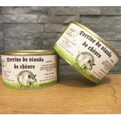 Terrine de Chèvre 190g