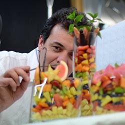 Bernard Salinier, artisan du fruit