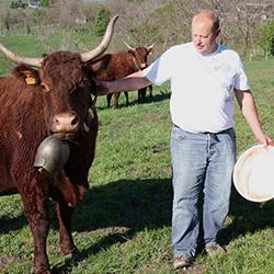 Gilles Clavel producteur fermier