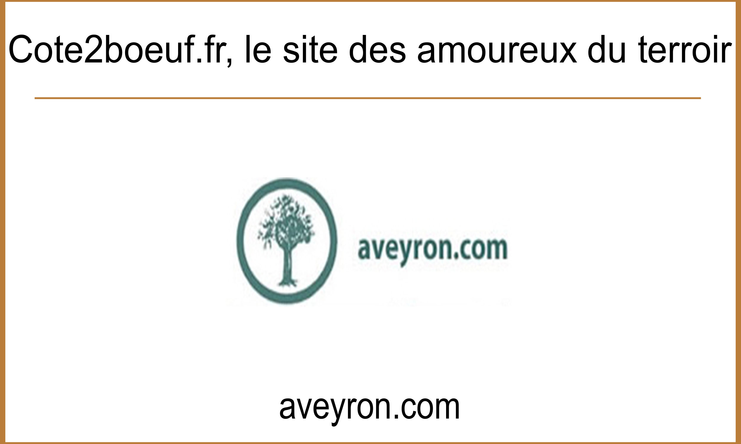 Article Aveyron
