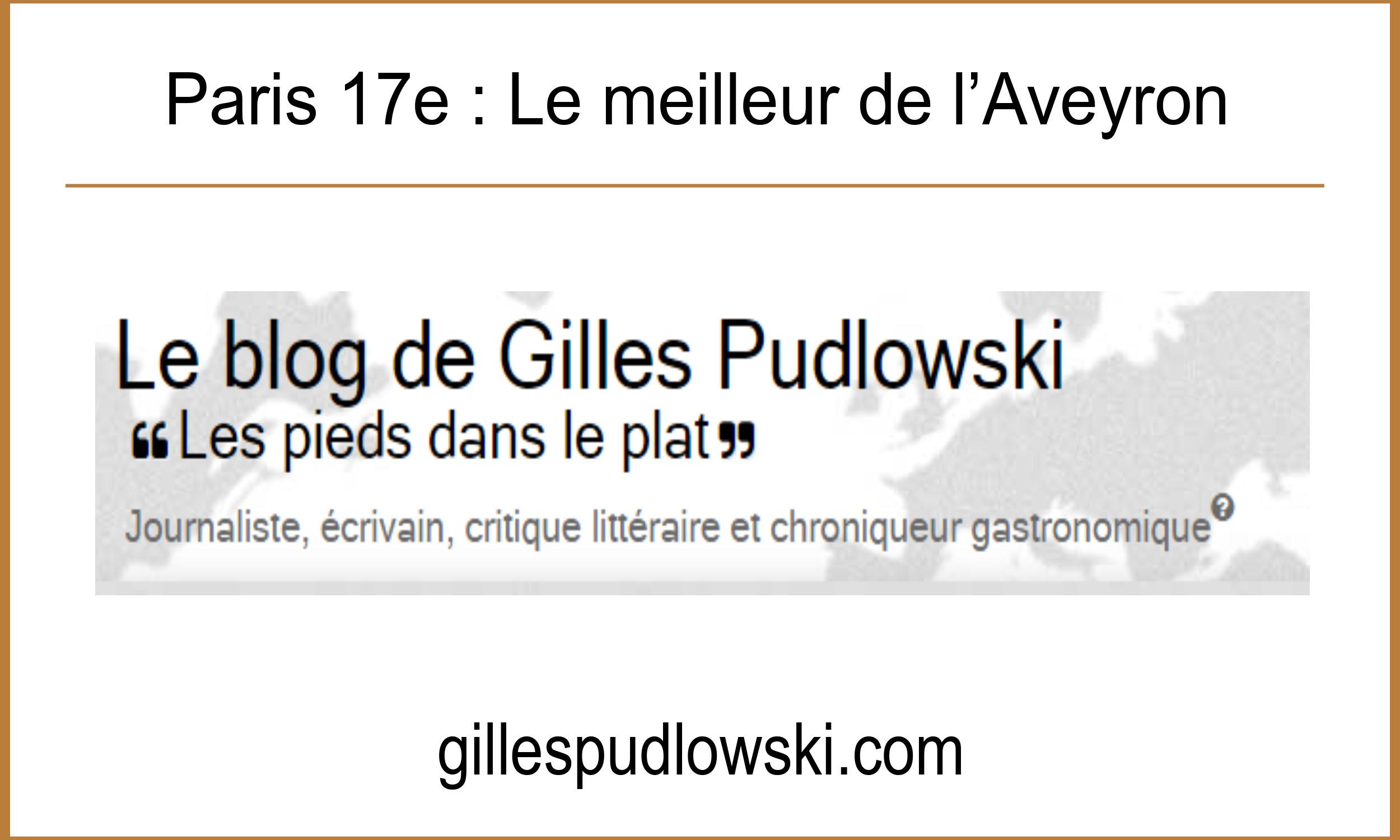 Article Pudlowski