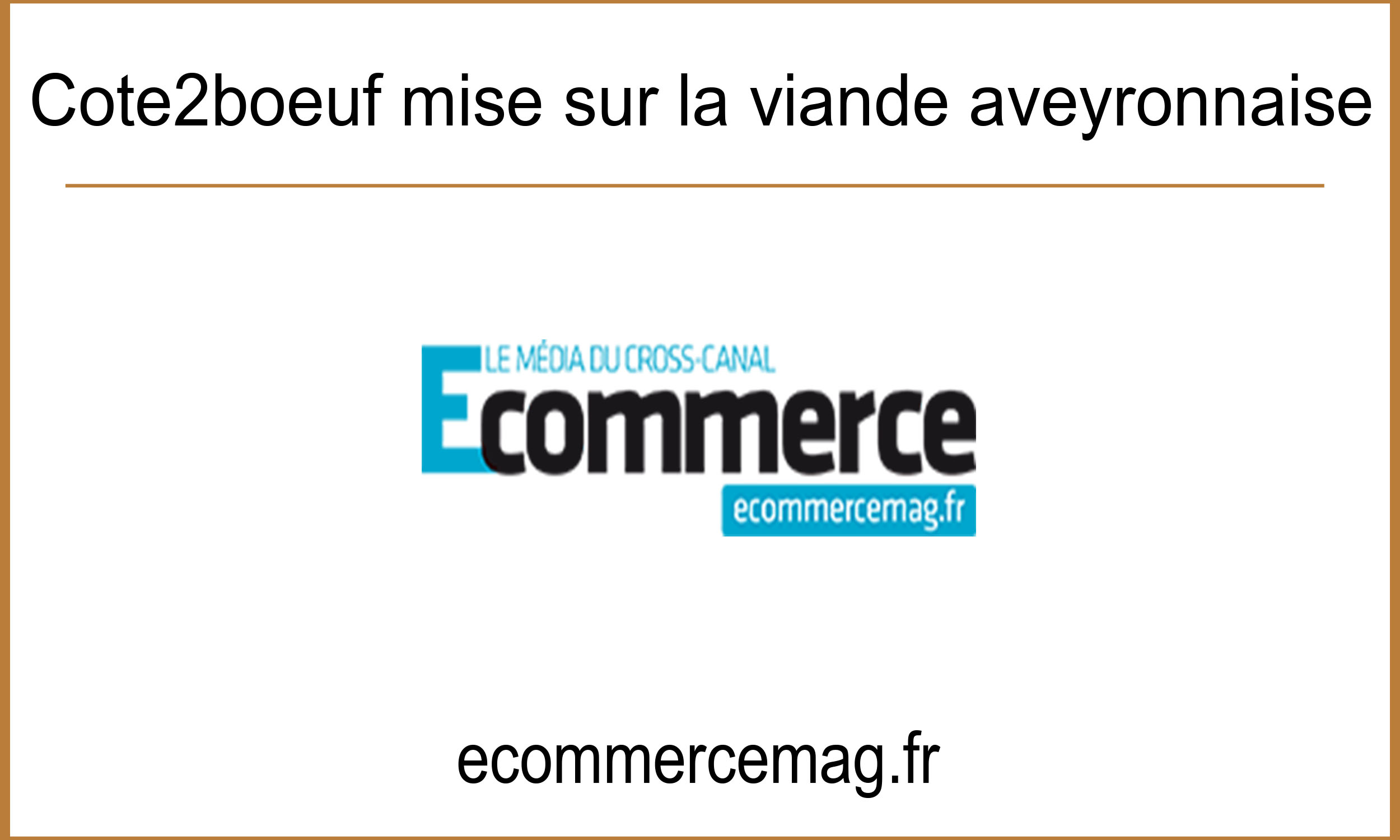 Article ecommercemag